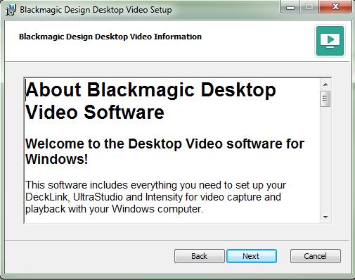 SDI Key+Fill Output Using Blackmagic Decklink – Singular Live